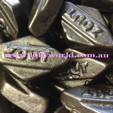 Dutch Licorice Medium Diamonds