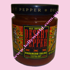 Desert Pepper Habanero Salsa