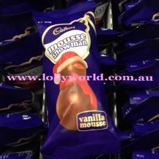 Cadbury Mousse Snowman 30g x 1