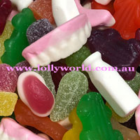 party mix lolly bags