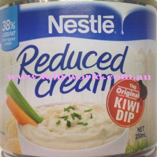 Nestle Reduced Cream