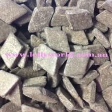 Dutch Licorice Small Diamonds
