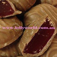 Turkish Delight Milk Chocolate