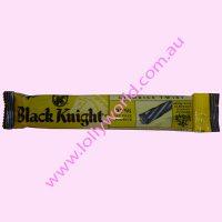 Black Knight Licorice Twists