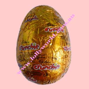 Cadbury Egg Crunchie