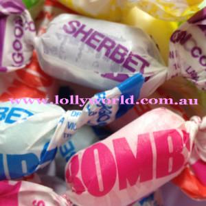 Sherbet Bombs