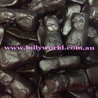 Dutch Licorice Black Cats