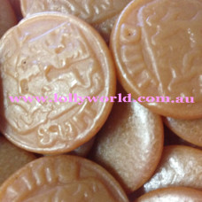 Dutch Licorice Brown Coins