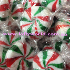 Starlight mints red white and green