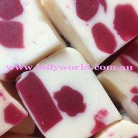Raspberry Nougat 5kg NZ Lollies