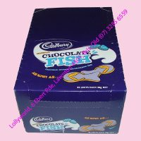 Cadbury Chocolate fish
