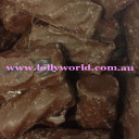 Chocolate Licorice Logs