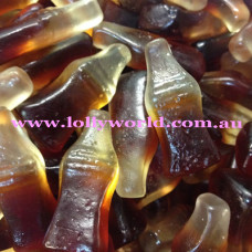 Sugar Free Cola Bottles Lollies