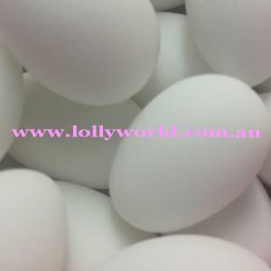 Sugar Almonds White