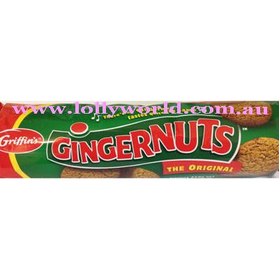 Griffins Gingernut Biscuits
