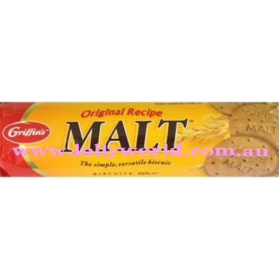 Griffins Malt biscuits