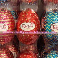 Red Tulip Easter Egg 50g