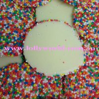 Speckles White Chocolate