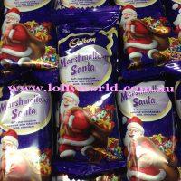 Cadbury Marshmallow Santa 35g x 40
