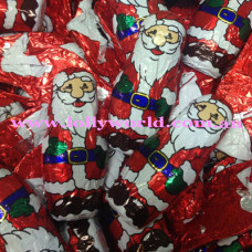 Chocolate Mini Santas 4kg