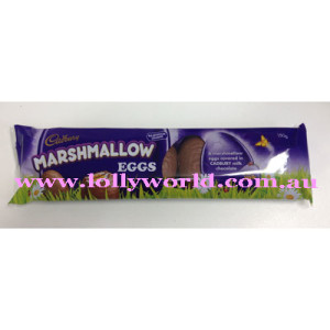 Cadbury Marshmallow Easter Eggs 150g