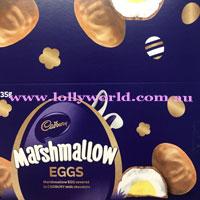 cadbury marshmallow egg