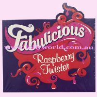 fabulicious raspberry twists