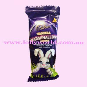 cadbury marshmallow bunny