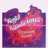 Wonka Fabulicious Raspberry Twists