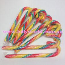 Rainbow Candy Cane