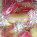Tilleys rhubarb & custard