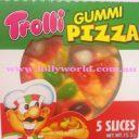 trolli gummi pizza