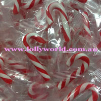 Candy Canes Christmas Mini