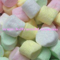 mini marshmallow multicolour