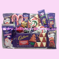 Cadbury Christmas Gift Box