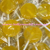 Lollipop yellow