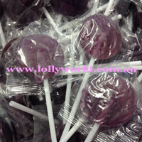 lollipop purple