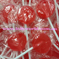 lollipop red