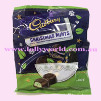 cadbury christmas mints