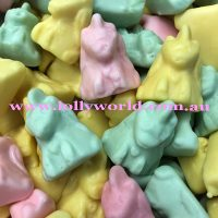 unicorn lollies