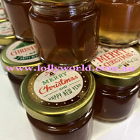 Nothin but Honey Christmas Jars 60g