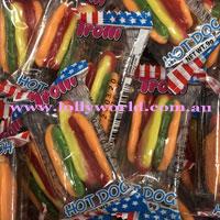 trolli mini hotdog
