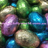 milk chocolate eggs 16g