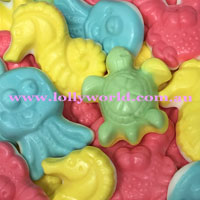 trolli sea creatures