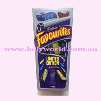 Cadbury Favourites New Zealand Edition