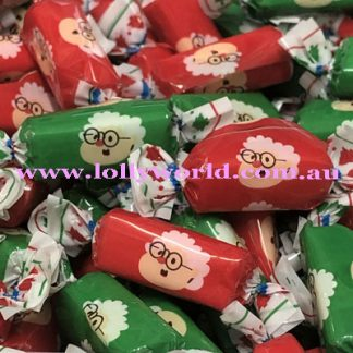Christmas Fruit Chews