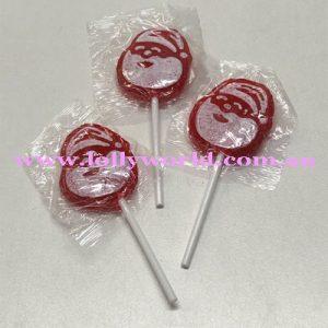 Christmas Santa Lollipops