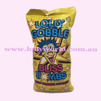 Lolly gobble bliss bombs