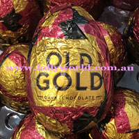 cadbury old gold egg